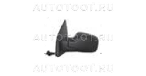 Зеркало левое (механическое, с тросиком) Renault Clio 2005-2009 год / III