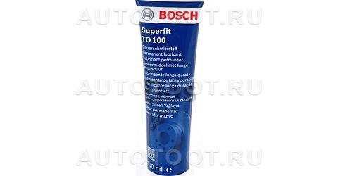 Смазка суппортов Bosch Superfit 100мл туба -
