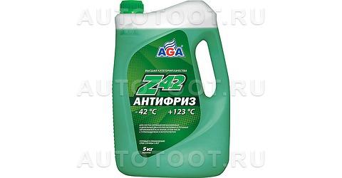 AGA Антифриз зеленый 5л AGA -