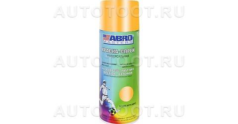 Краска-спрей Золото 18К Abro Masters ABRO SP-030-AM 400мл. -
