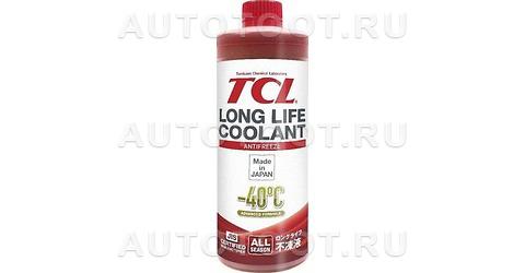 TCL LLC Антифриз -40C красный, 1 л -