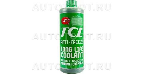 TCL LLC Антифриз -50C зеленый, 1 л -