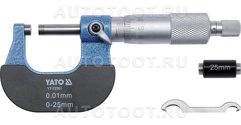 Микрометр 25-50 мм -