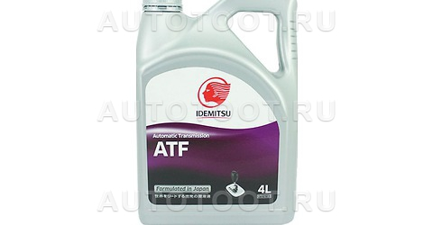 ATF Масло трансмиссионное синтетическое ATF, 4л -