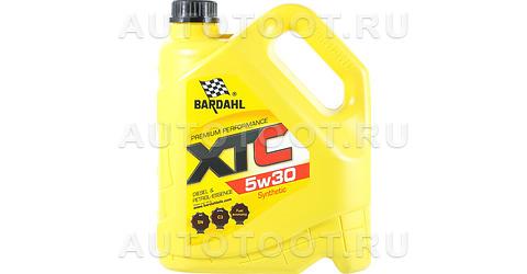 5W-30 XTC C2 SN/CF 4L (синт. моторное масло) -